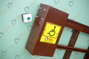 НПМ-01 Наклонный подъемник для инвалидов по ТУ