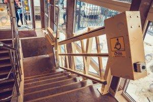 НПМ-02 Наклонный подъемник для инвалидов по ТУ