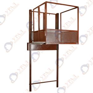 ПМ-03 Вертикальный подъемник для инвалидов по ТУ