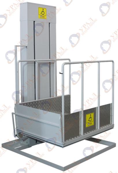 ВПМ «ЭКОНОМ» комплектация №3 Вертикальная подъемная платформа