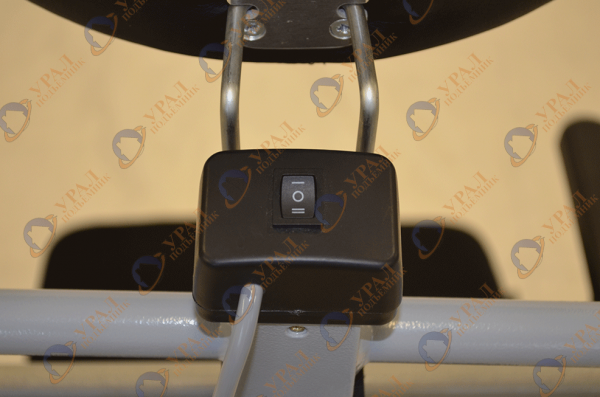 Лестницеход «ЛАМА-УЛП» с креслом