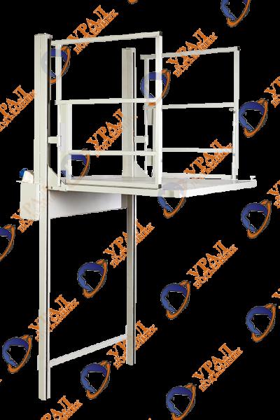 ПМ-02 Вертикальный подъемник для инвалидов по ТУ